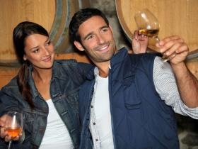 Couple at Wineries & Breweries